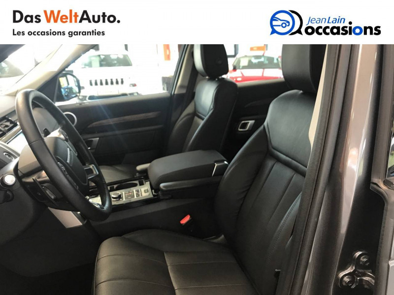 Land rover Discovery Discovery Mark I Sd4 2.0 240 ch HSE 5p Gris occasion à Seynod - photo n°18
