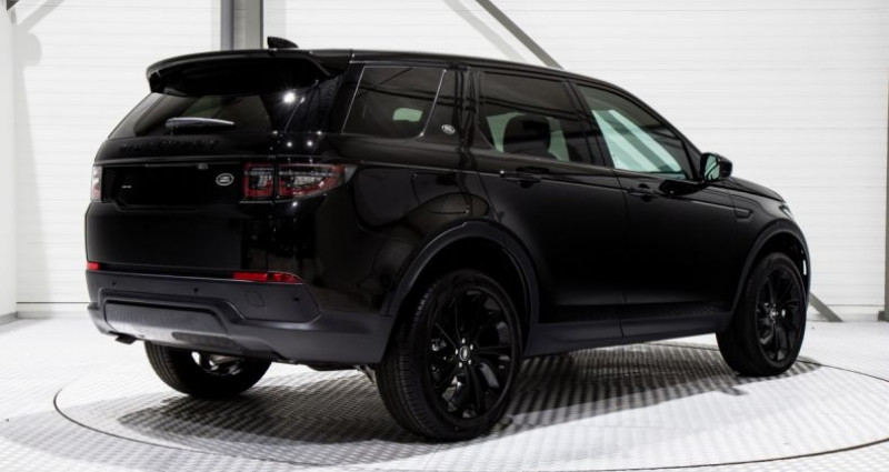 Land rover Discovery HSE P250 AWD Noir occasion à STRASSEN - photo n°4
