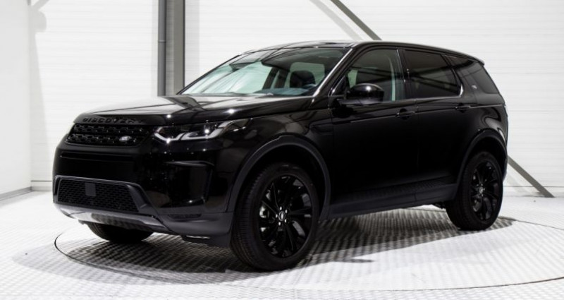 Land rover Discovery HSE P250 AWD Noir occasion à STRASSEN