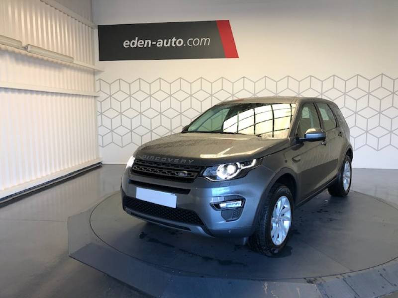 Land rover Discovery Mark III TD4 150ch BVA HSE Gris occasion à LONS