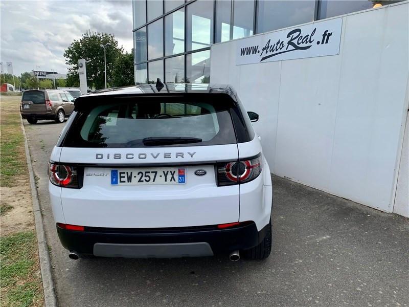 Land rover Discovery MARK III TD4 150CH BVA SE Blanc occasion à LABEGE CEDEX - photo n°7