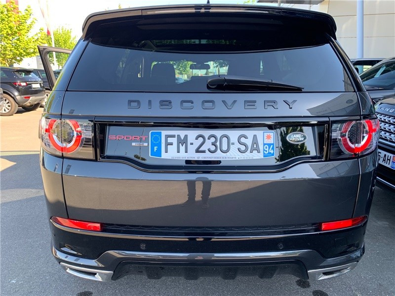 Land rover Discovery MARK IV TD4 180CH BVA HSE Gris occasion à LABEGE CEDEX - photo n°14