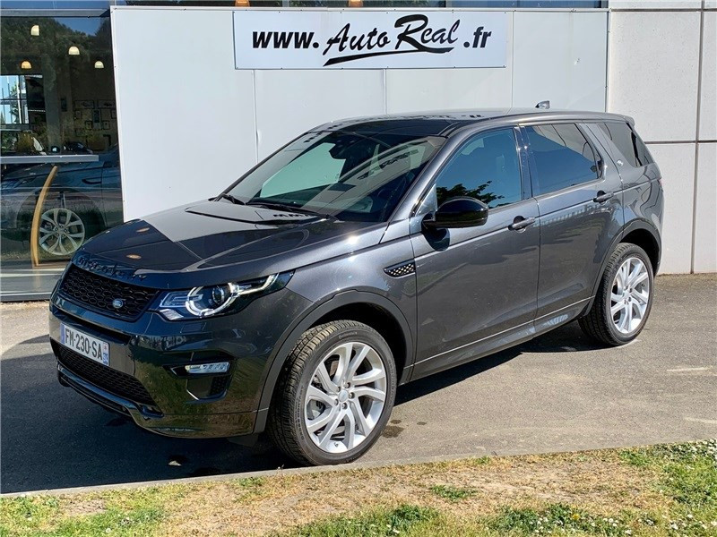 Land rover Discovery MARK IV TD4 180CH BVA HSE Gris occasion à LABEGE CEDEX