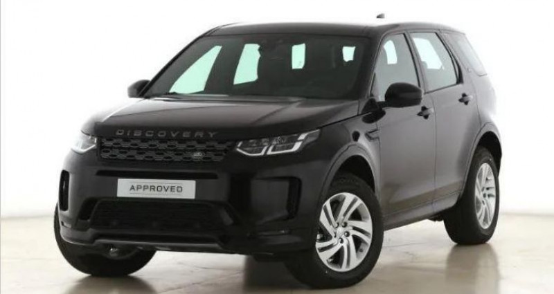 Land rover Discovery R-DYNAMIC S D150 Noir occasion à Luxembourg