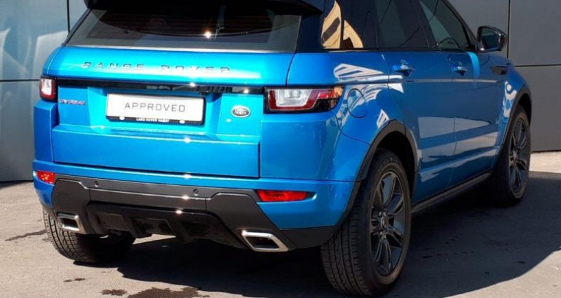 Land rover Discovery R-dynamique S Bleu occasion à Luxembourg - photo n°2