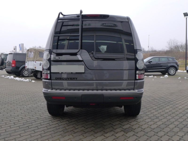 Land rover Discovery SDV6 3.0 256 HSE 7 Places Gris occasion à Beaupuy - photo n°7
