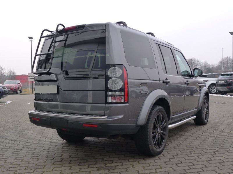 Land rover Discovery SDV6 3.0 256 HSE 7 Places Gris occasion à Beaupuy - photo n°3
