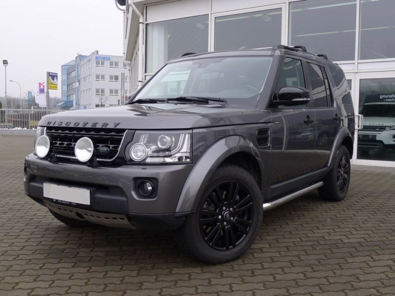 Land rover Discovery SDV6 3.0 256 HSE 7 Places Gris occasion à Beaupuy