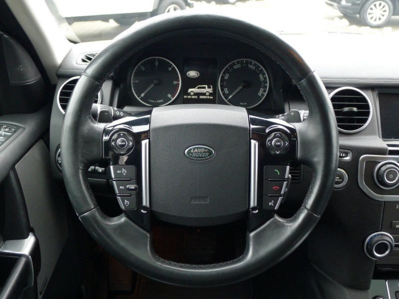 Land rover Discovery SDV6 3.0 256 HSE 7 Places Gris occasion à Beaupuy - photo n°9
