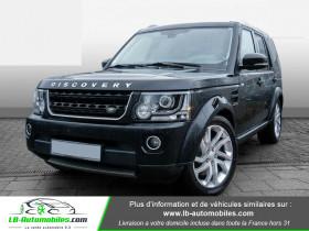 Land rover Discovery Noir, garage LB AUTOMOBILES à Beaupuy