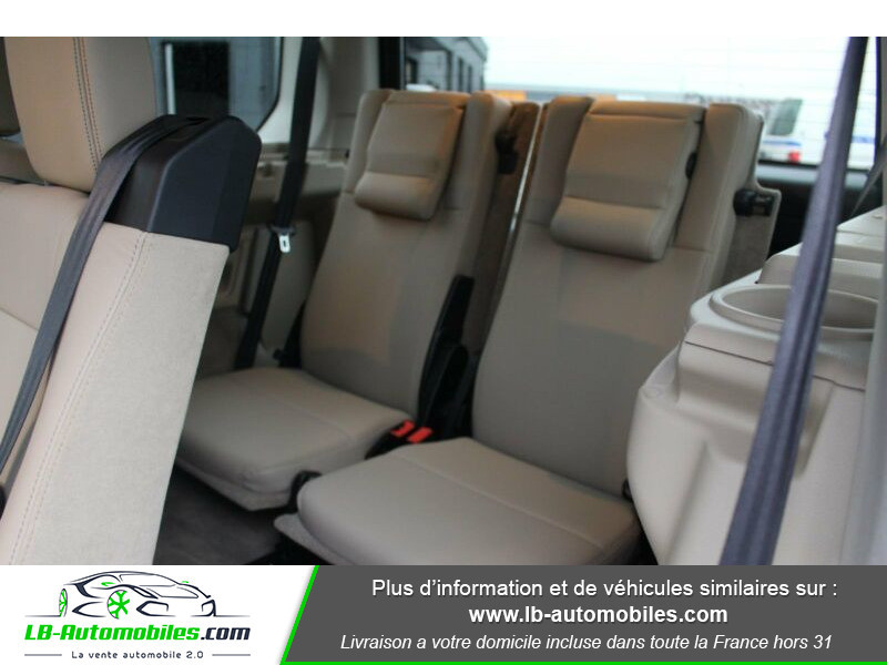 Land rover Discovery SDV6 3.0L 256 ch / 7 places Gris occasion à Beaupuy - photo n°11
