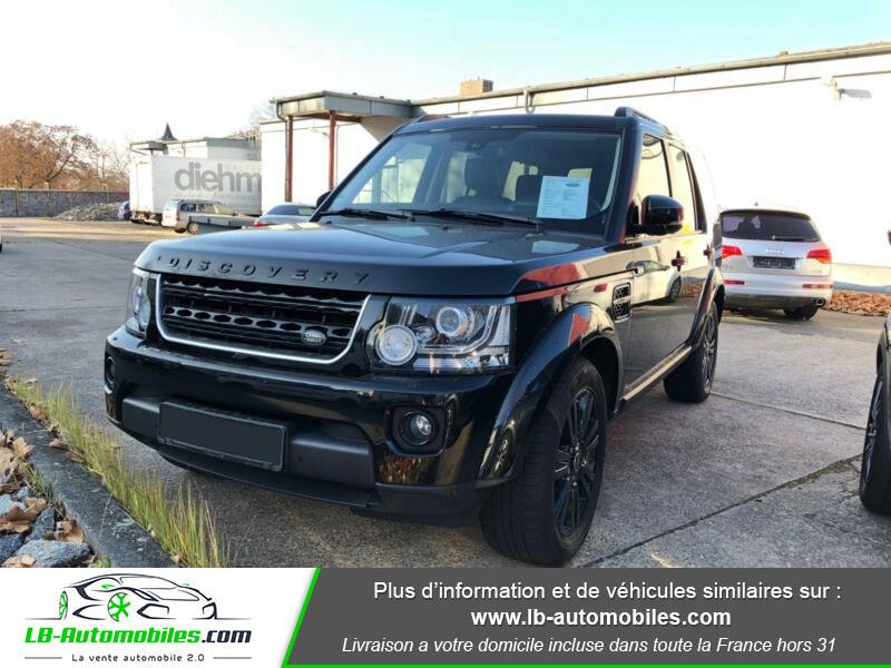 Land rover Discovery SDV6 3.0L 256 ch / 7 places Noir occasion à Beaupuy