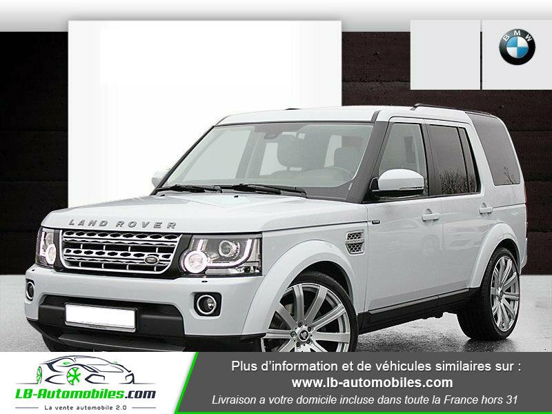 Land rover Discovery SDV6 3.0L 256 ch / 7 places Gris occasion à Beaupuy