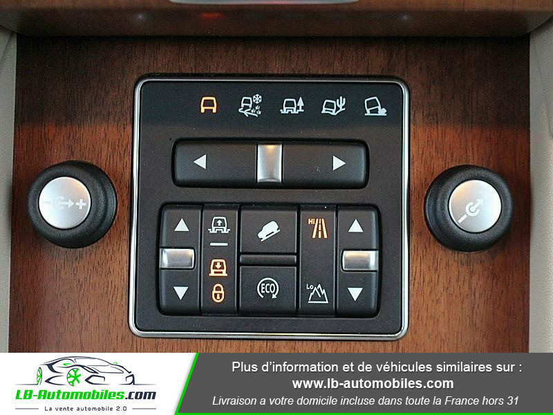 Land rover Discovery SDV6 3.0L 256 ch / 7 places Gris occasion à Beaupuy - photo n°5