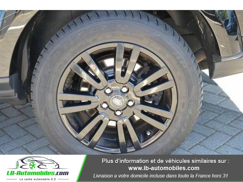Land rover Discovery SDV6 3.0L 256 ch / 7 places Noir occasion à Beaupuy - photo n°9