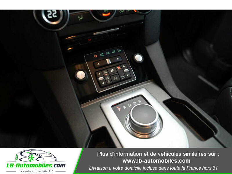 Land rover Discovery SDV6 3.0L 256 ch / 7 places Gris occasion à Beaupuy - photo n°10