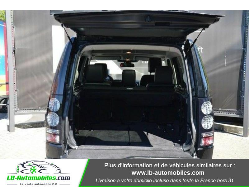 Land rover Discovery SDV6 3.0L 256 ch / 7 places Noir occasion à Beaupuy - photo n°5
