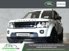 Land rover Discovery Blanc, garage LB AUTOMOBILES à Beaupuy