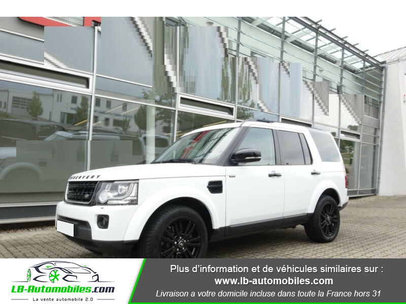Land rover Discovery SDV6 3.0L 256 ch Blanc occasion à Beaupuy