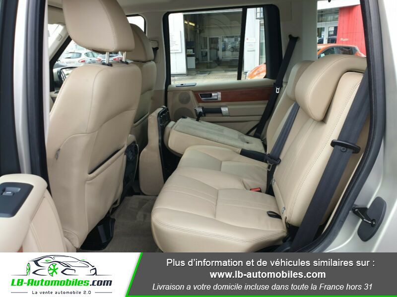 Land rover Discovery SDV6 3.0L 256 ch Gris occasion à Beaupuy - photo n°5