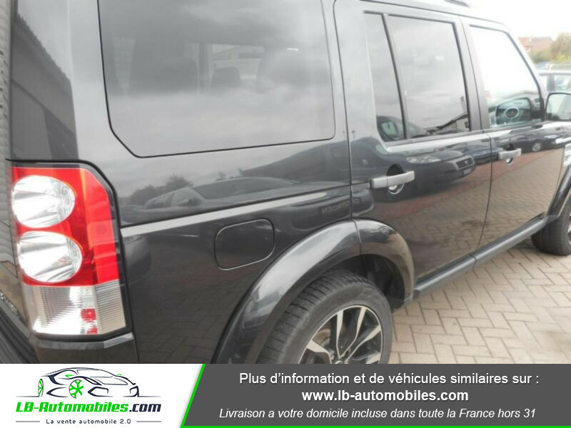 Land rover Discovery SDV6 3.0L 256 ch Gris occasion à Beaupuy - photo n°7