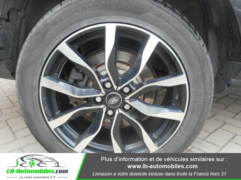 Land rover Discovery SDV6 3.0L 256 ch Gris occasion à Beaupuy - photo n°11