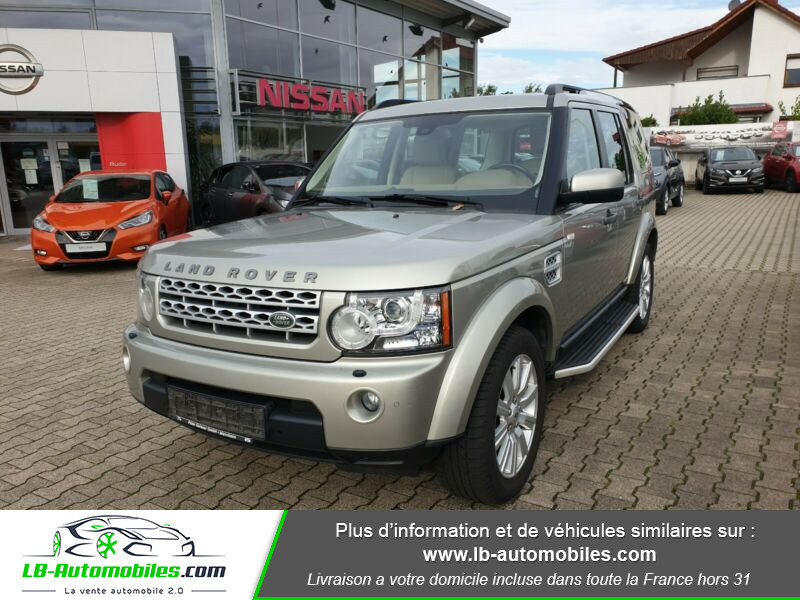 Land rover Discovery SDV6 3.0L 256 ch Gris occasion à Beaupuy