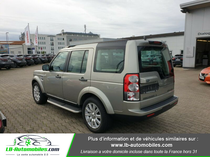 Land rover Discovery SDV6 3.0L 256 ch Gris occasion à Beaupuy - photo n°8