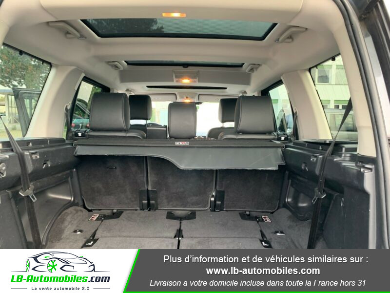Land rover Discovery SDV6 3.0L 256 ch Gris occasion à Beaupuy - photo n°12