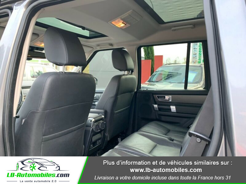Land rover Discovery SDV6 3.0L 256 ch Gris occasion à Beaupuy - photo n°14