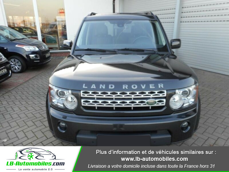 Land rover Discovery SDV6 3.0L 256 ch Gris occasion à Beaupuy - photo n°6