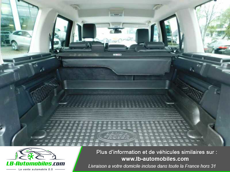 Land rover Discovery SDV6 3.0L 256 ch Gris occasion à Beaupuy - photo n°10