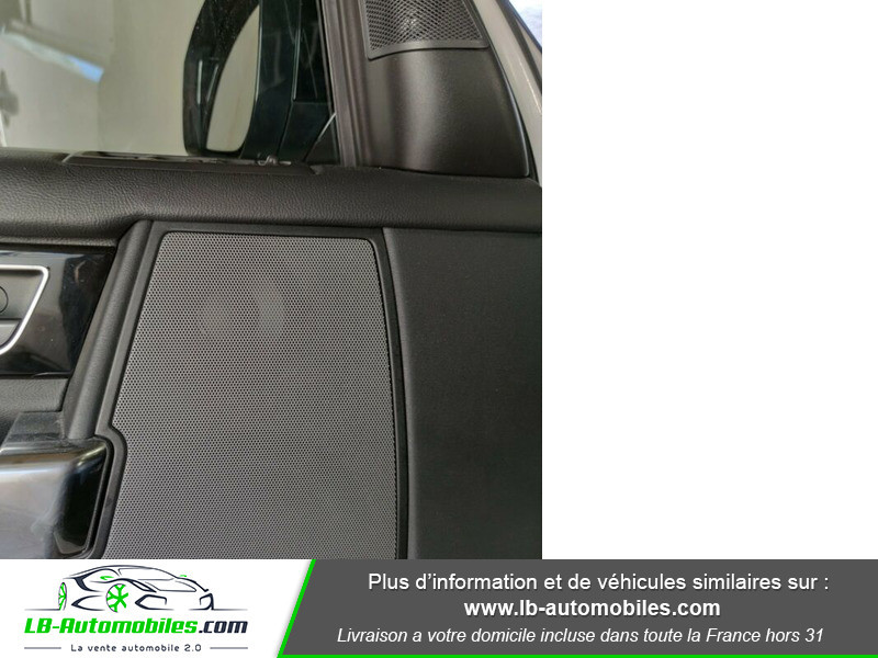 Land rover Discovery SDV6 HSE 3.0L 256 ch / 7 places Blanc occasion à Beaupuy - photo n°4