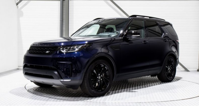 Land rover Discovery SE SD4  occasion à STRASSEN