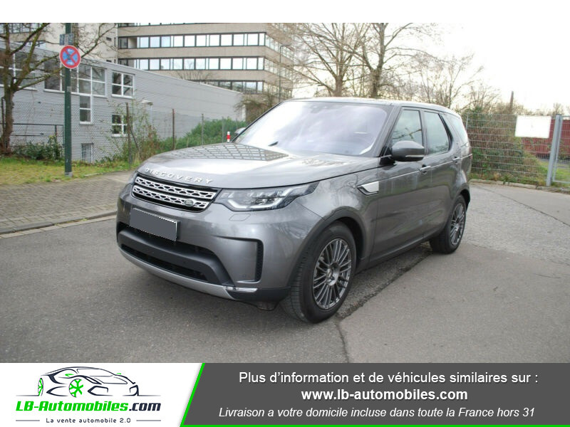 Land rover Discovery Si6 V6 3.0 340 ch BVA8 Gris occasion à Beaupuy