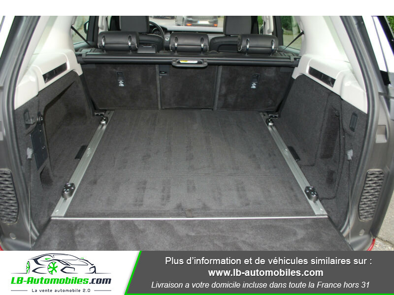 Land rover Discovery Si6 V6 3.0 340 ch BVA8 Gris occasion à Beaupuy - photo n°9