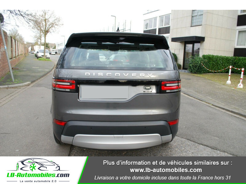 Land rover Discovery Si6 V6 3.0 340 ch BVA8 Gris occasion à Beaupuy - photo n°8