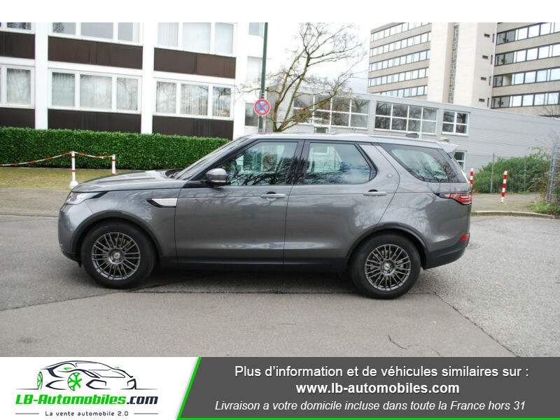 Land rover Discovery Si6 V6 3.0 340 ch BVA8 Gris occasion à Beaupuy - photo n°6