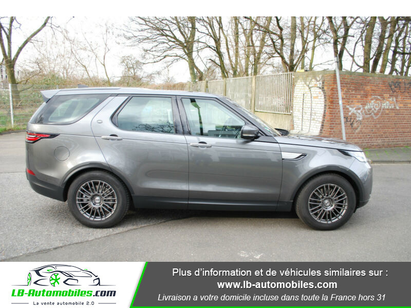 Land rover Discovery Si6 V6 3.0 340 ch BVA8 Gris occasion à Beaupuy - photo n°7