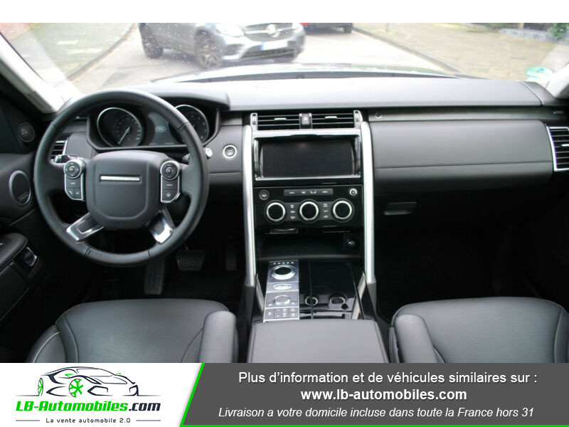 Land rover Discovery Si6 V6 3.0 340 ch BVA8 Gris occasion à Beaupuy - photo n°2