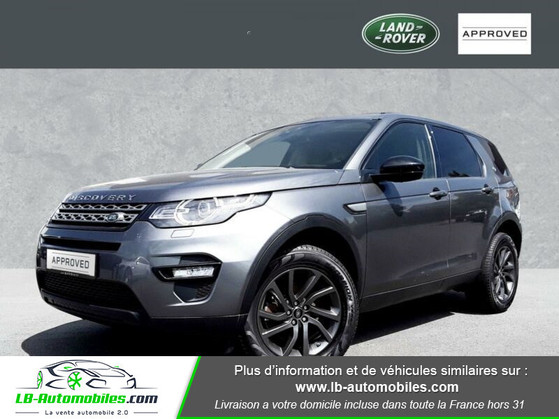 Land rover Discovery TD4 150ch Gris occasion à Beaupuy