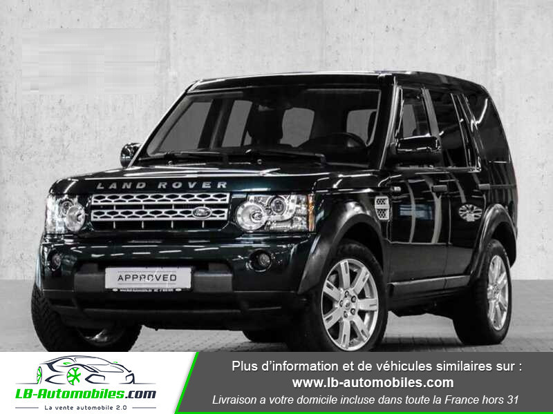 Land rover Discovery TDV6 3.0L 211 CH Vert occasion à Beaupuy