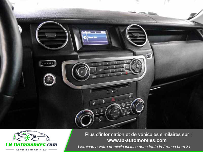 Land rover Discovery TDV6 3.0L 211 CH Vert occasion à Beaupuy - photo n°8