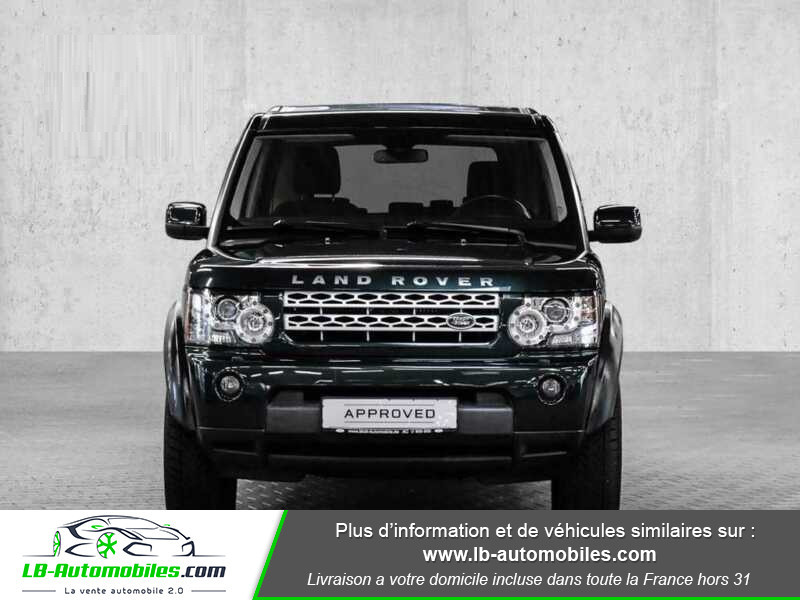 Land rover Discovery TDV6 3.0L 211 CH Vert occasion à Beaupuy - photo n°10