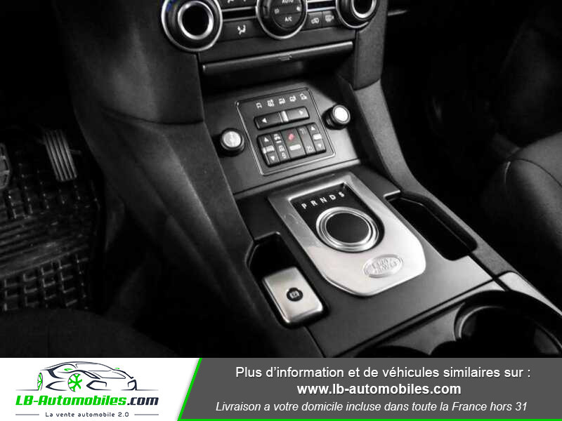 Land rover Discovery TDV6 3.0L 211 CH Vert occasion à Beaupuy - photo n°9