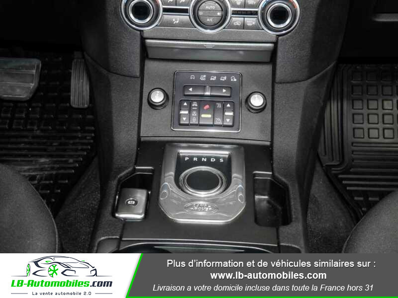 Land rover Discovery TDV6 3.0L 211 CH Vert occasion à Beaupuy - photo n°7