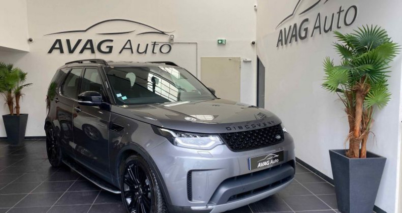 Land rover Discovery V 3.0 TD6 V6 4WD 258 cv HSE Gris occasion à Lagord