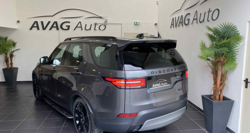 Land rover Discovery V 3.0 TD6 V6 4WD 258 cv HSE Gris occasion à Lagord - photo n°6