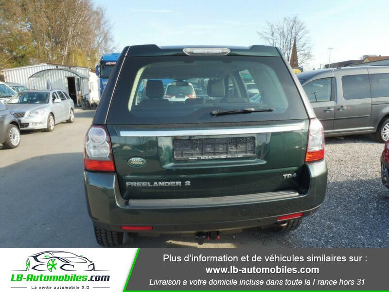 Land rover Freelander TD4 150ch Vert occasion à Beaupuy - photo n°6