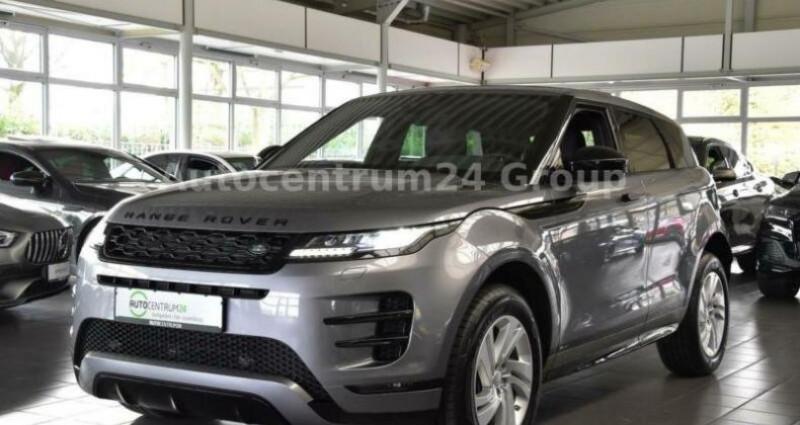 Land rover Range Rover Evoque # R-dynamic S Pano # Gris occasion à Mudaison - photo n°2